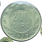 Reverse image of coin 7688