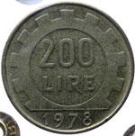 Reverse image of coin 7689