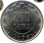 Reverse image of coin 7690