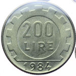 Reverse image of coin 7691