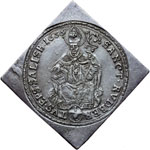 Reverse image of coin 7697