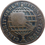 Reverse image of coin 7703