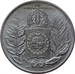 Reverse image of coin 7715