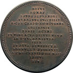 Reverse image of coin 7760