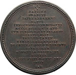 Reverse image of coin 7767