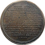 Reverse image of coin 7774
