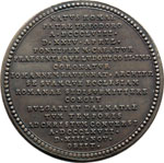 Reverse image of coin 7775