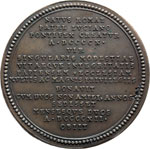 Reverse image of coin 7776