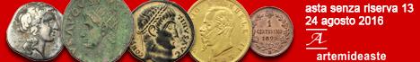 Banner Artemide  - Asta numismatica senza riserva #13