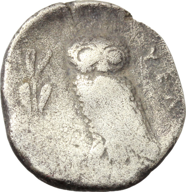 Reverse image of coin 19