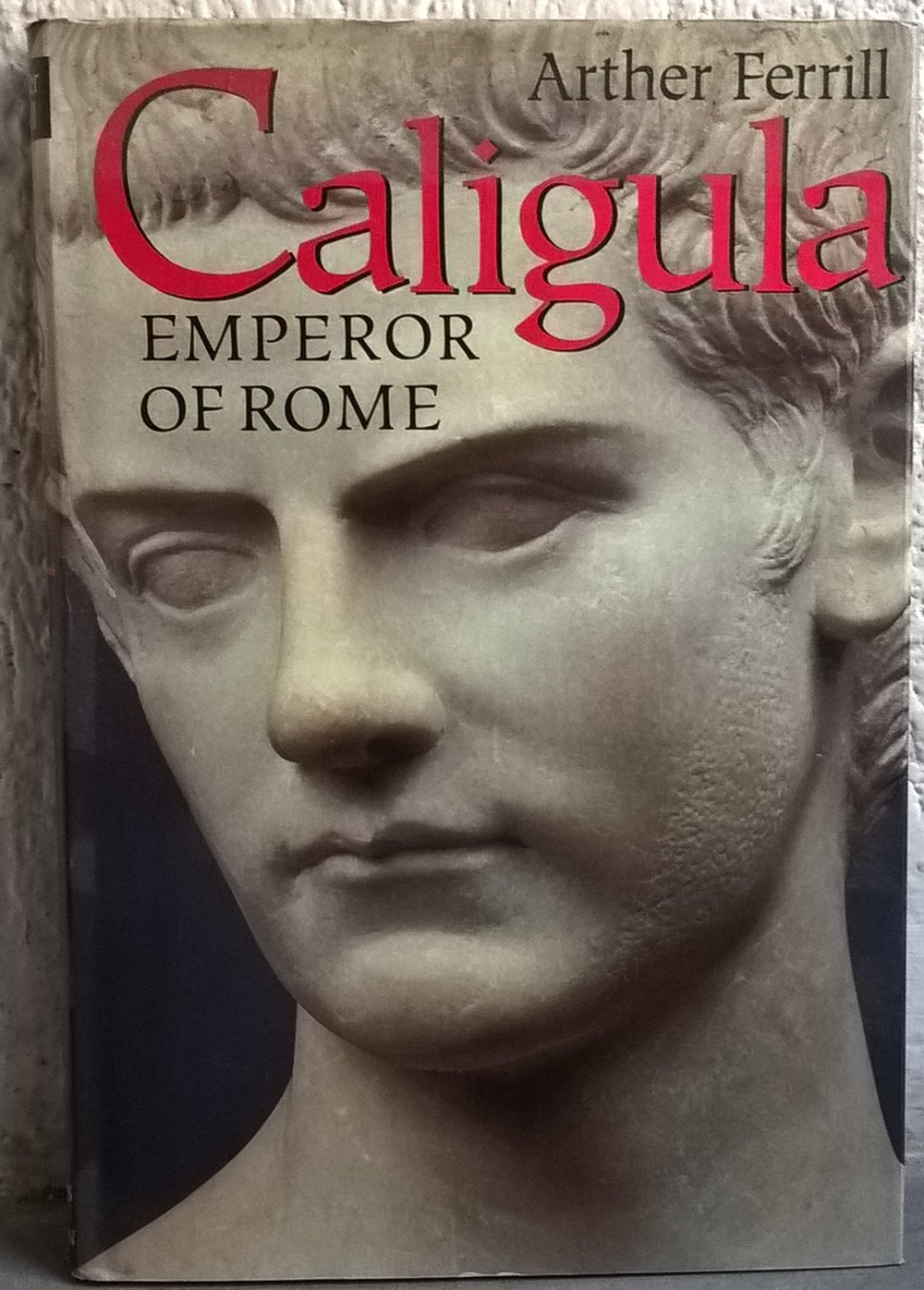 a short biography of caligula a colorful emperor of rome Lucius domitius ahenobarbus nero nero claudius caesar drusus germanicus (roman emperor notorious for his monstrous vice and fantastic luxury (was said to have started a fire that destroyed much of rome in 64) but the empire remained prosperous during his rule (37-68).