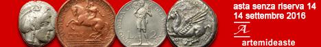 Banner Artemide - Asta numismatica senza riserva #14