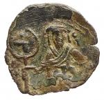 D/ Oriente Latino - Costantinopoli.Giovanni VI (1347-1353). Stamenon. Grammi 1,03. BB+/MB