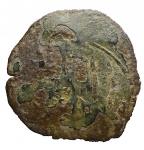 R/ Oriente Latino - Costantinopoli.Giovanni VI (1347-1353). Stamenon. Grammi 1,03. BB+/MB