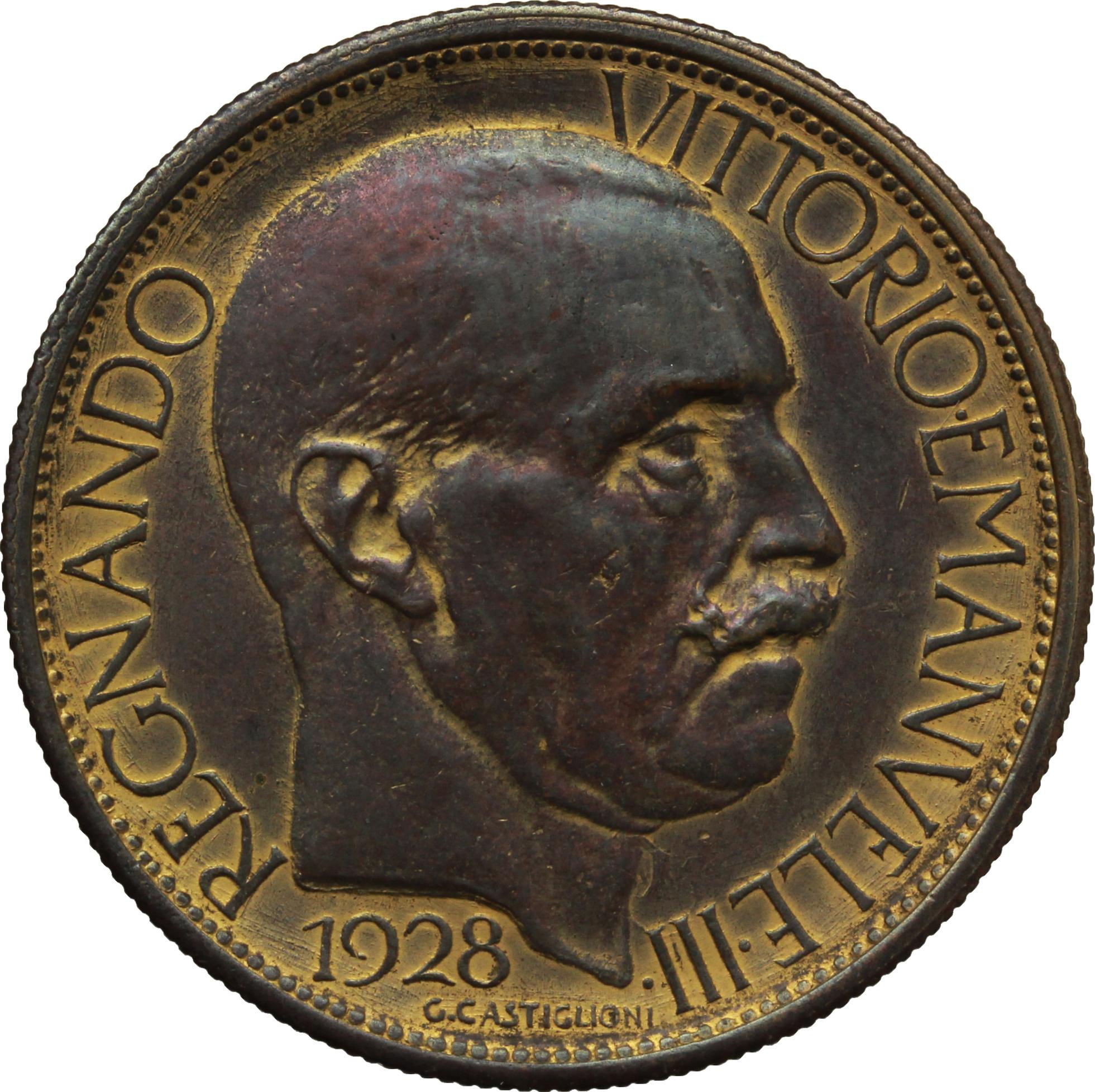 4aa2871c6e Lot 832 - Regno di Italia. Vittorio Emanuele III (1900-1943 ...