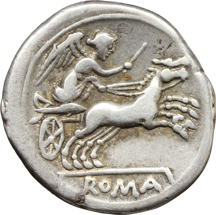 Reverse image of coin 347