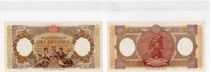 D/ REPUBBLICA ITALIANA - 10000 lire Rep. Marinare 08/05/1948 serie Q76-08/05/1948 Rarissima SUP/FDS
