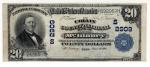 D/ USA, TEXAS, 20 Dollari1902 inedito col bollino blu estremamente raro SPL+/SUP manca in tutti i testi consultati
