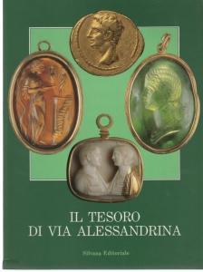 D/ Autori Vari, Il tesoro di via Alessandrina. Ril. ed. Milano 1990 pp. 115 con ill nel testo anche a colori importante ottimo stato