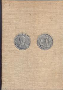 D/ BANSA Oscar Ulrich, Note sulla zecca di Aquileia romana: i multipli del Soldo d'oro. Tela editoriale Udine 1936 pag. 79 con 6 tavole Raro
