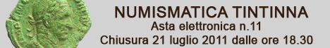 Banner Tintinna - Asta Elettronica 11