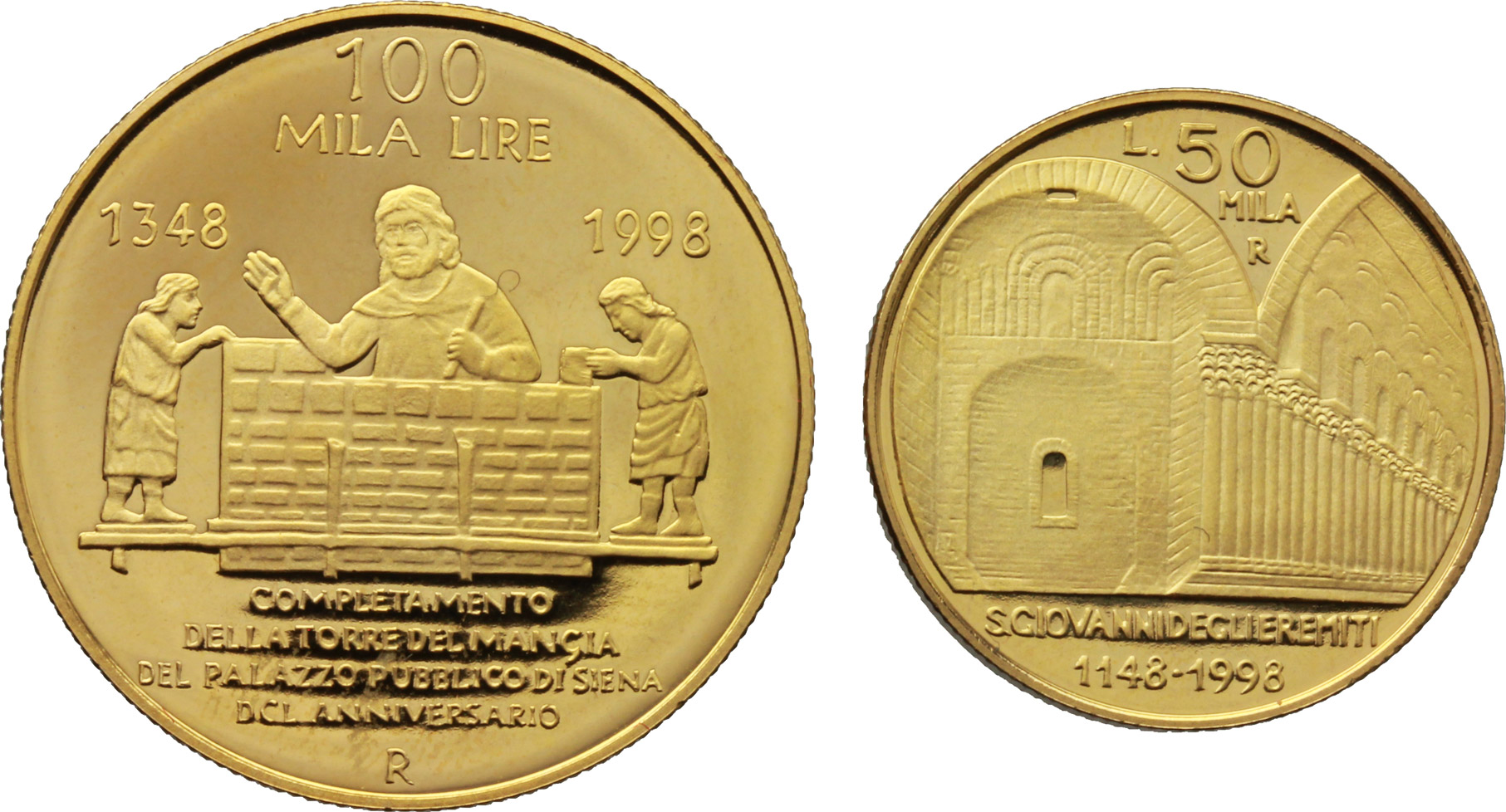 Reverse image of coin 1030