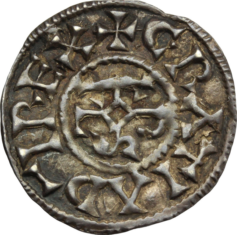 Reverse image of coin 1049