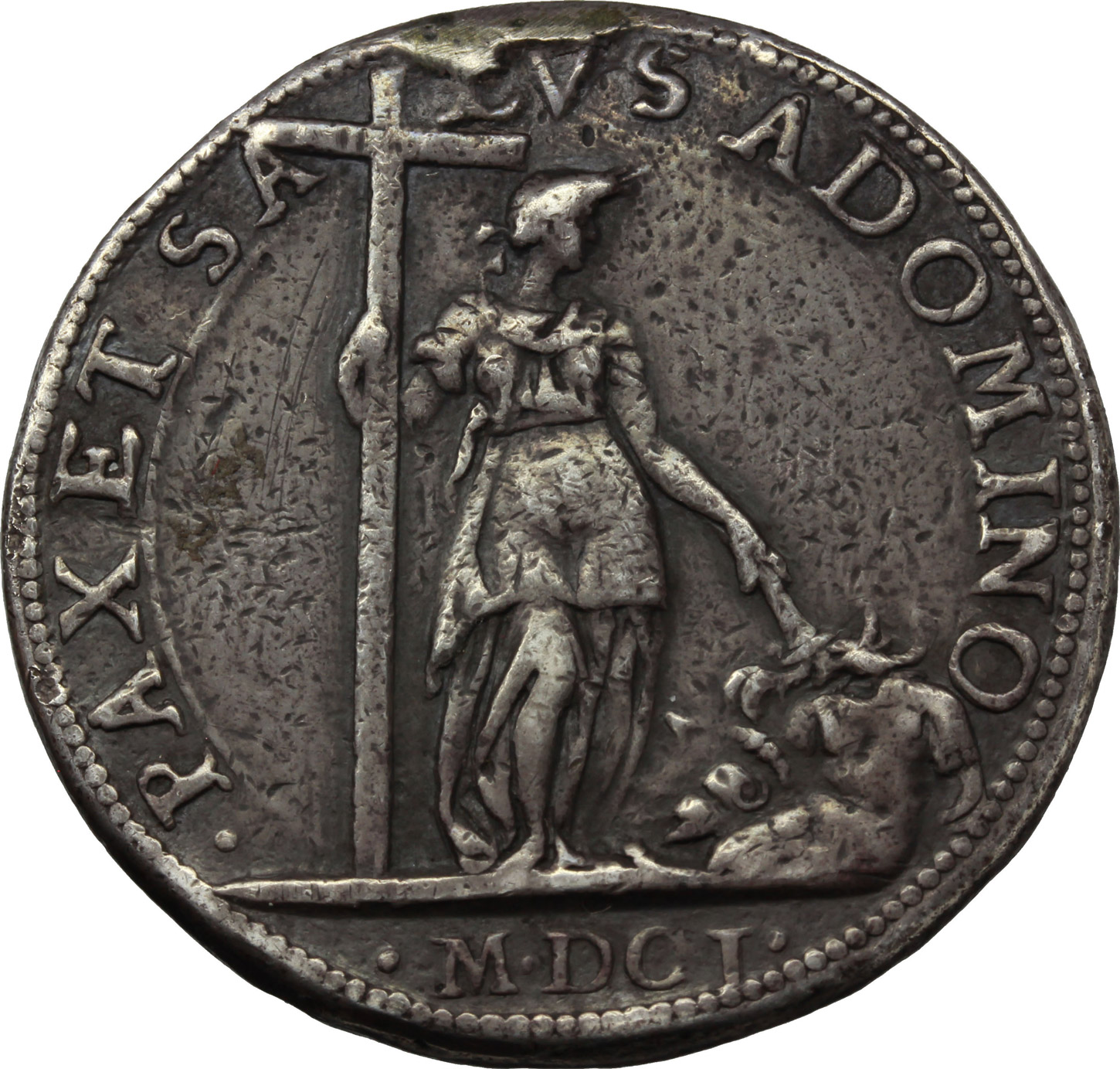 Reverse image of coin 1113
