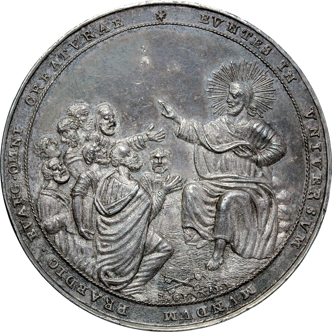 Reverse image of coin 1118
