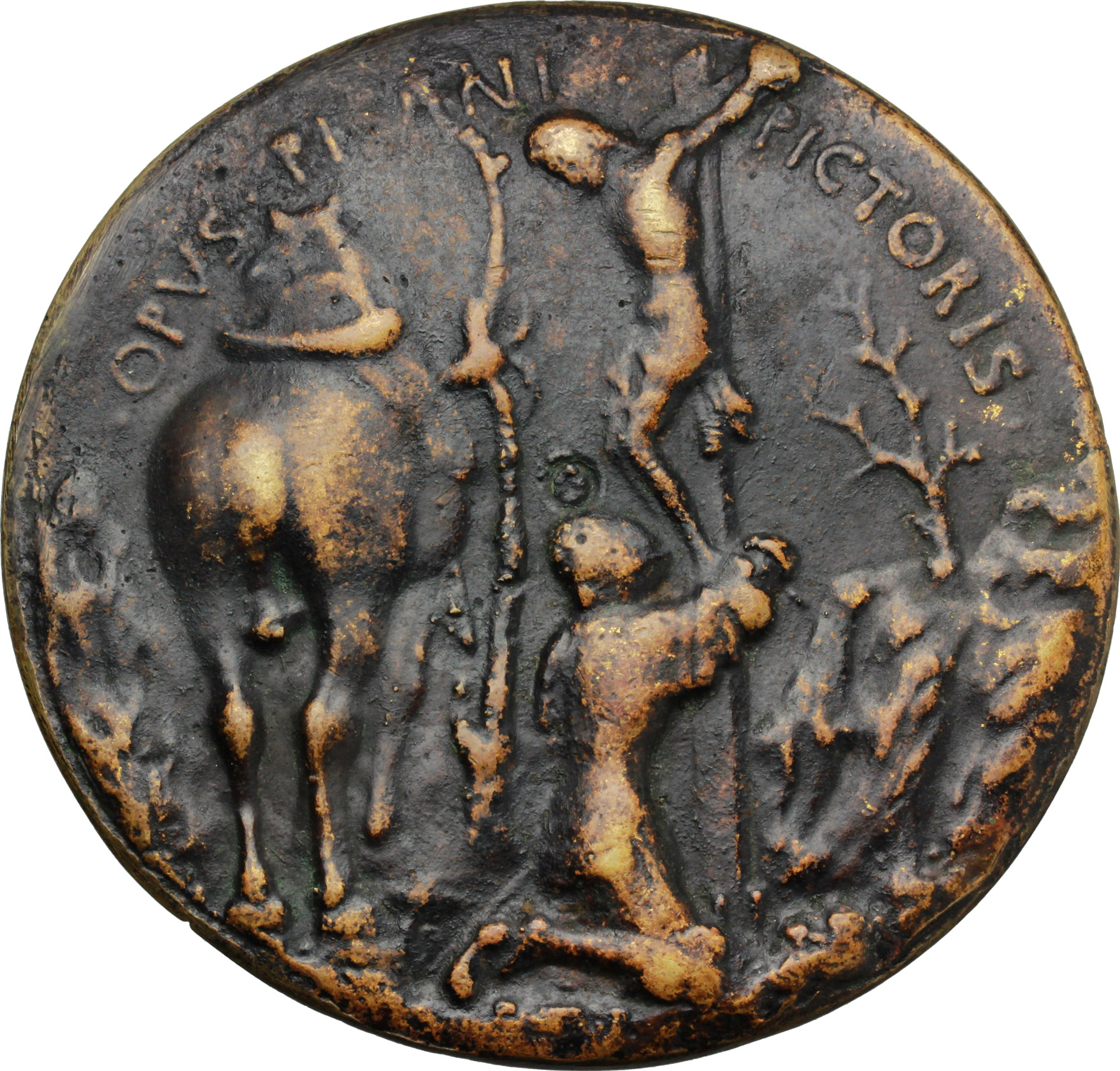Reverse image of coin 1121