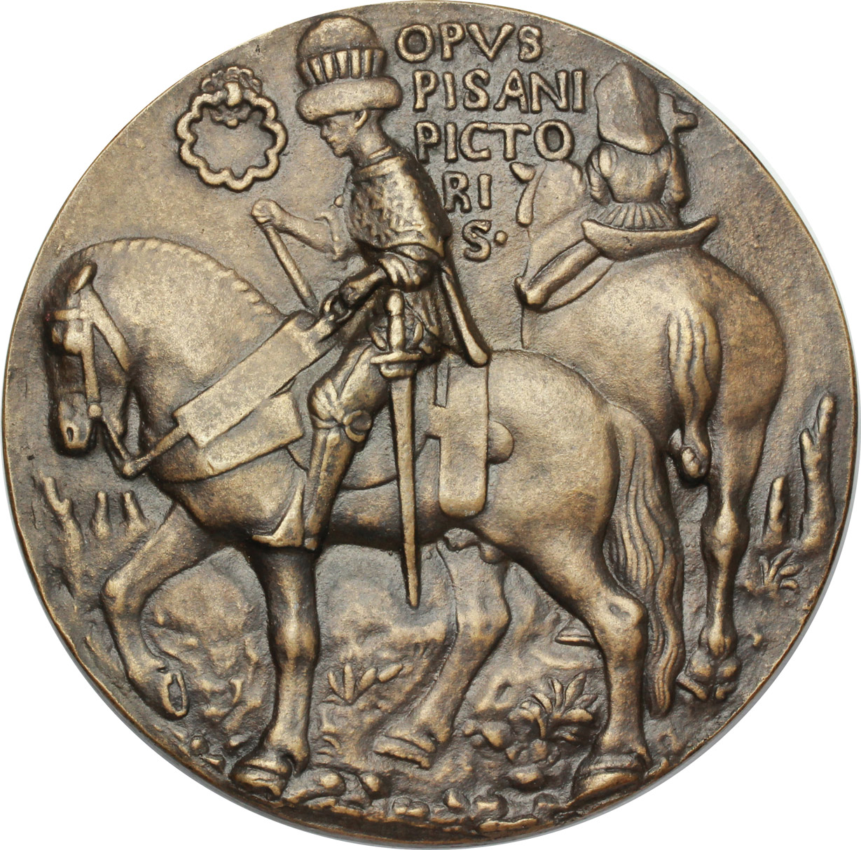 Reverse image of coin 1122