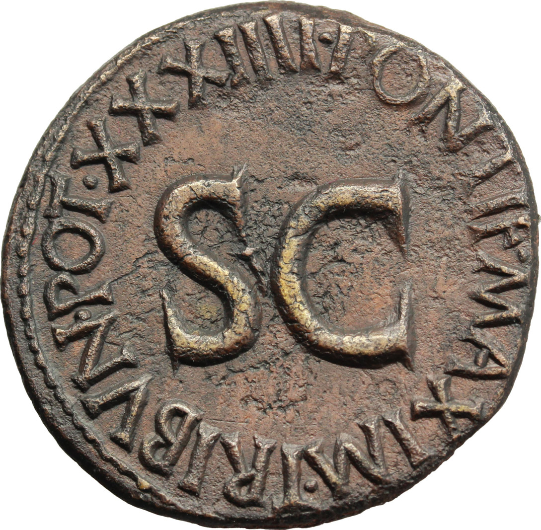 Reverse image of coin 348