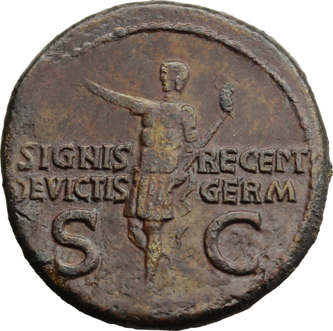 Reverse image of coin 356
