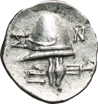 Reverse image of coin 49