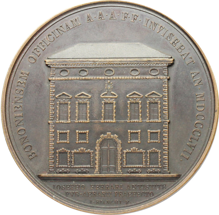 Reverse image of coin 720