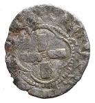 R/ Casa Savoia. Amedeo III Conte Del Genevese. Denaro di II Tipo.Ag. Zecca di Annecy.Grammi 0,84.MIR 146. qBB. Intonso. Moneta di estrema rarità R6 secondo il MIR.