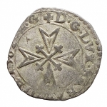 R/ Casa Savoia.Carlo Emanuele I (1580-1630).Parpagliola 1582 MG. (I tipo).MIR 666 g .MI.gr 1,43 ;mm 19,87 x 19,99.BB-qSPL