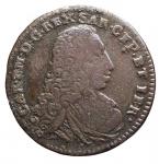 D/ Casa Savoia - Carlo Emanuele III 1730-1773. 2,6 Soldi anno 1735.Grammi 3,4. MIR 937c. BB. NC