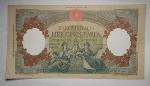 D/ Cartamoneta – Repubblica Italiana. 5.000 Lire Regine del Mare. Medusa. Decreto 23-3-1961. Carli-Ripa. Gig. BI 65O. BB-SPL