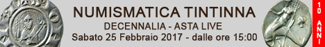 Banner Asta Tintinna 61 - DECENNALIA