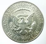 R/ Monete Estere. USA.Mezzo dollaro 1964. Ar. Peso 12,66 gr.BB+.