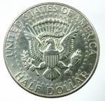 R/ Monete Estere. USA.Mezzo dollaro 1965. Ar. Peso 12,66 gr.qSPL.
