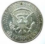 R/ Monete Estere. USA. Mezzo dollaro 1966. Ar. Peso 12,66 gr.qSPL.