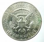 R/ Monete Estere. USA. Mezzo dollaro 1967. Ar. Peso 12,66 gr.qSPL.
