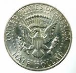 R/ Monete Estere. USA. Mezzo dollaro 1968. Ar. Peso 12,66 gr.qSPL.