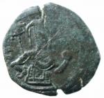 R/ Bizantini. Alexius I Comnenus. 1081-1118 d.C. Tetarteron. Æ. Thessalonica o Cipro. Sear 1909. Peso 4,20 gr. Diametro 24,00 mm. BB.po
