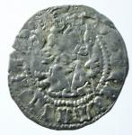 D/ Zecche Italiane. Aquileia. Giovanni di Moravia. 1387-1394. Denaro. B. AG. 187. Peso gr. 0.75. qBB/BB.x