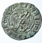 R/ Zecche Italiane. Aquileia. Giovanni di Moravia. 1387-1394. Denaro. B. AG. 187. Peso gr. 0.75. qBB/BB.x