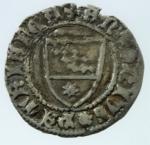 D/ Zecche Italiane. Aquileia. Antonio II Panciera. 1402-1411. Denaro. MI. B. 191. BB+.