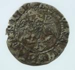 R/ Zecche Italiane. Aquileia. Antonio II Panciera. 1402-1411. Denaro. MI. B. 191. BB+.